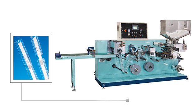 JS 602/4S Model of Auto Straw Packing Machinery